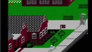 Paperboy Gameplay
