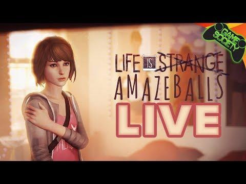 Life is Amazeballs   Life Is Strange Livestream (Our 1000th VIDEO!)