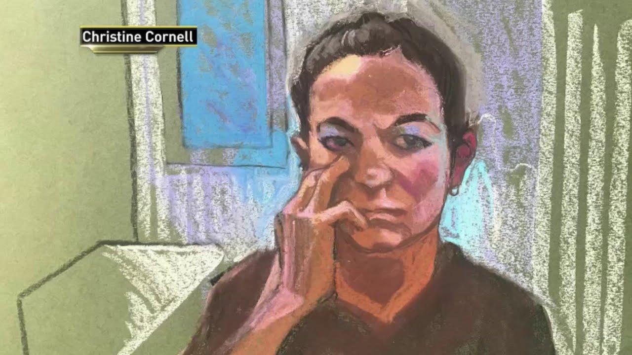 Jeffrey Epstein Case: No Bail For Ghislaine Maxwell | NBC New York - YouTube