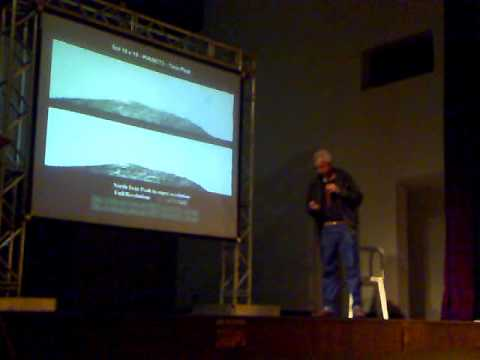 Ufólogo Marco Antonio Petit - Mistério em Marte