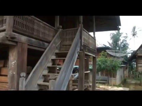 Celimpungan Eps. Rumah Adat Kuno Lahat Sumsel