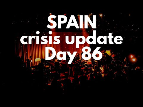 Spain update day 86 - Dancing banned as nightclubs reopen