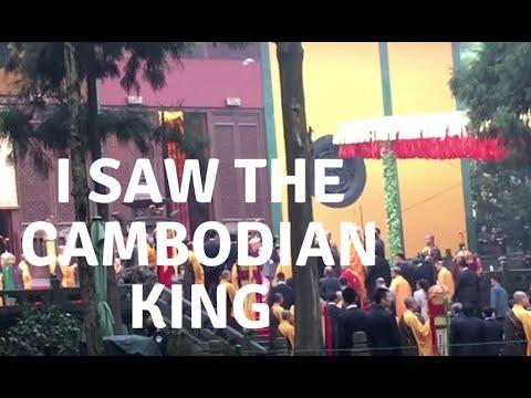 Ep 184: Hangzhou( China) Travel Vlog| Meeting the Cambodian King!