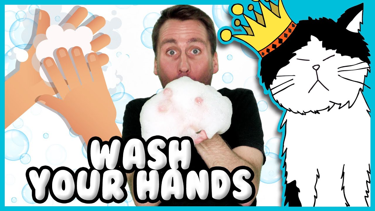 💦 WASH YOUR HANDS! | Soap & Bubbles Song for Kids | Mooseclumps | Learning Videos for Toddlers