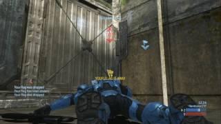 Halo 3 MCC To4 (4v4) MLG Flag on Pit Team Hardcore