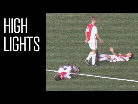 Highlights Ajax O13-1 - Schalke 04 O13
