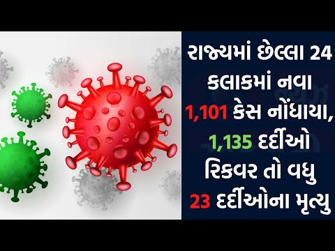 #COVID19 Update: Over 1101 Cases In Gujarat In 24 Hours | DISTRICT NEWS | 08-08-2020