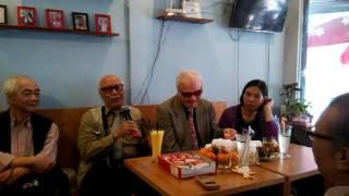 Bài hát:AI LÊN XỨ HOA ĐÀO, người thể hiện: Bùi Thị Nguyệt, chương trình giao lưu cùng Văn Vượng