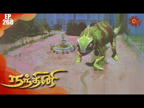 Nandhini - நந்தினி   Episode 268   Sun TV Serial   Super Hit Tamil Serial