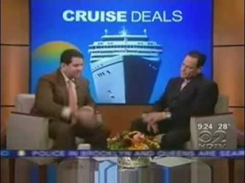 Winter Cruise Deals on WCBS TV New York - Cruiseguy.com