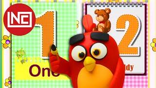 Learn Number 123 - Learn the Alphabet | Easy Preschool Learning | Learn Shape Numbers