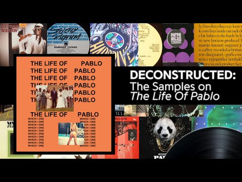 Every Sample From Kanye Wests The Life Of Pablo