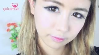 [WWWengie] Hướng dẫn Trang điểm kiểu Hàn Quốc (Park Bom 2NE1 - Missing You MV)