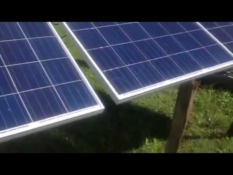 Solar power and clouds cover part 2