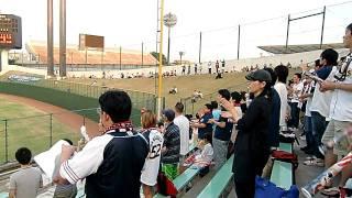 県営大宮球場でのオリックス1-9です。