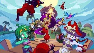 Pograjmy w - Shantae: Half-Genie Hero [Hard Core Mode] (Part 1)