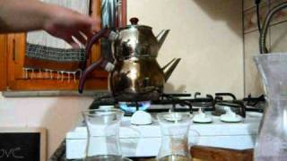 How to make turkish tea