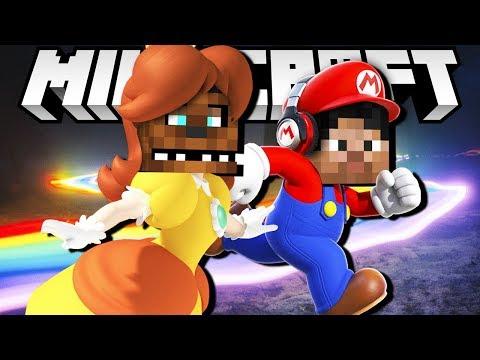 ВЕРСУС БАТЛ! ЯРИК ПРОТИВ ФРЕДДИ В МАРИО ГОНКАХ! ТРОЛЛИНГ И ПОДСТАВЫ! Minecraft: Мини-Игры