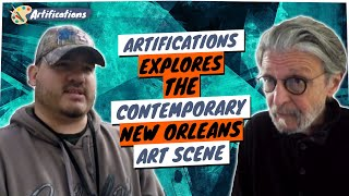 Artifications Explores the Contemporary New Orleans Art Scene