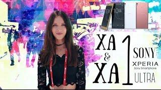 XPERIA XA 1 И XA 1 ULTRA: ХА ДВА РАЗА – MWC 2017