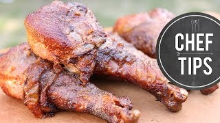 Smoked Turkey Legs Recipe - Disneyland Smoked Turkey Legs