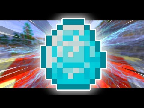 CREATING SUPERCHARGED MINECRAFT DIAMONDS!! (9)