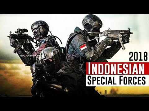 Indonesian Special Forces 2018 • KOPASKA / Kopassus / BRIMOB / GEGANA / Pasukan Khusus