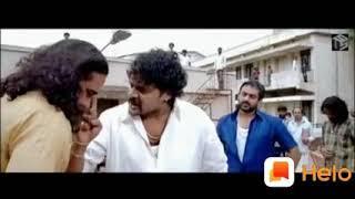 Kempegowda movie dialogue ravishankar