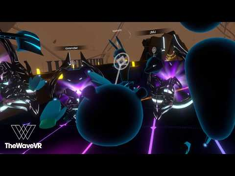 Jean-Michel Jarre & Sutu for TheWave VR Q&A Mp3