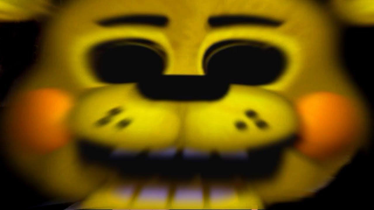 TOY GOLDEN FREDDY JUMPSCARE!! - Toy Freddy Sim