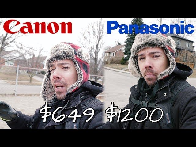 Panasonic G90 vs Canon M50: Panasonic Is Falling Behind