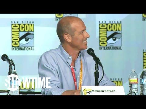 Comic-Con 2012 Homeland Panel | Filming in Israel