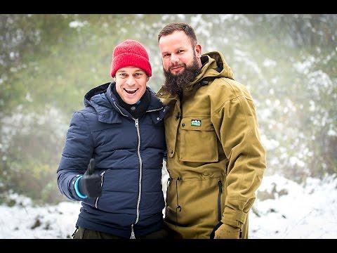 Survival Selbstversuch im Thüringer Wald - Ronny Schmidt & Harro Füllgrabe