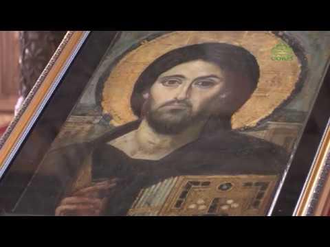 Митрополит Челябинский и Миасский Григорий посетил Христорождественский храм Кыштыма