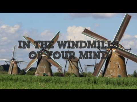 THE WINDMILLS OF YOUR MIND  by Tina Arena (with Lyrics)