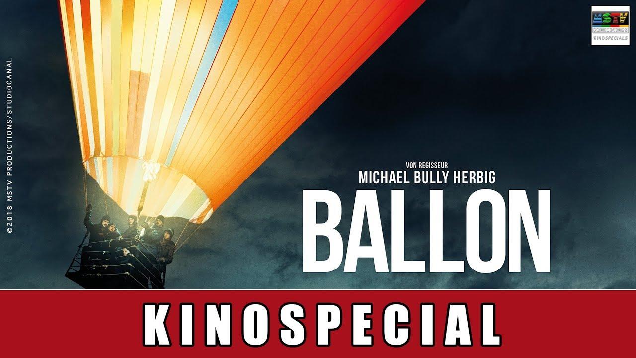 Ballon - TV-SPECIAL I Michael Herbig I David Kross I Friedrich Mücke