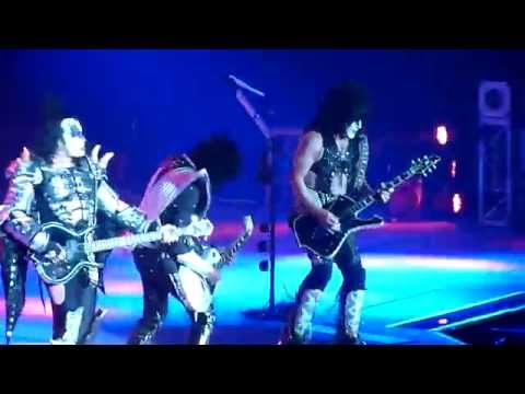 KISS - Creatures Of The Night - World Arena - Colorado Springs - 7-18-2016