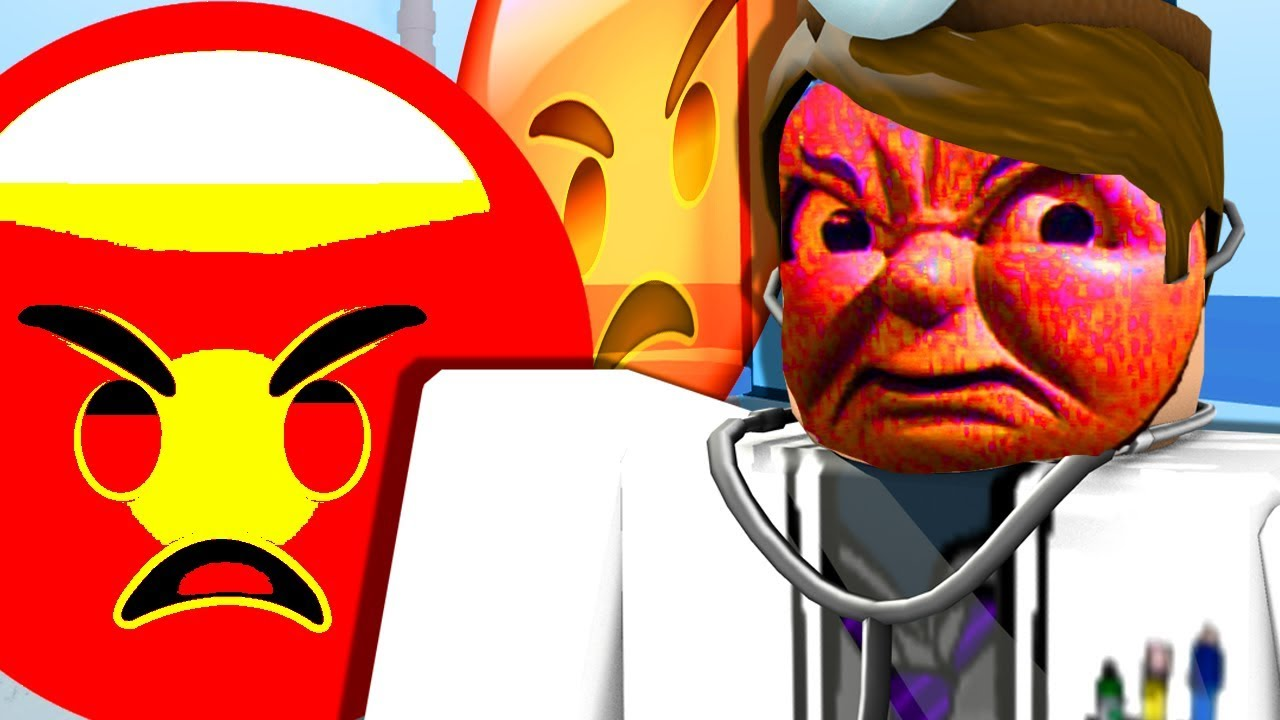 ROBLOX doctor goes INSANE in hospital (MUST WATCH)