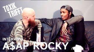 A$AP Rocky in Dortmund: Seine Generation, Fashion und Kanye West | Toxik trifft #197