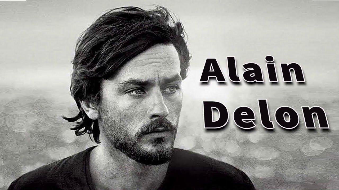 آلان ديلون Alain Delon دونجوان السينما الفرنسية - YouTube