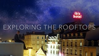 Exploring the rooftops: Lyon day 57