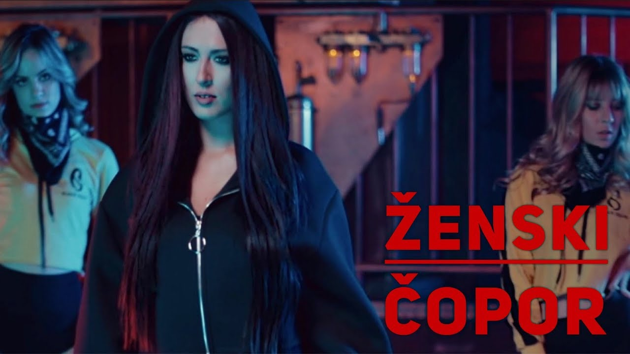 IVANA KRUNIC - ZENSKI COPOR (OFFICIAL VIDEO)