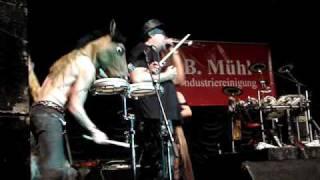REDNEX ''LIVE ONSTAGE''  - RIDING ALONE - HAMM HEESEN. 2009