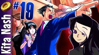 Phoenix Wright Walkthrough Part 19: IMPOSTER! |Ace Attorney Case 5: Rise from the Ashes