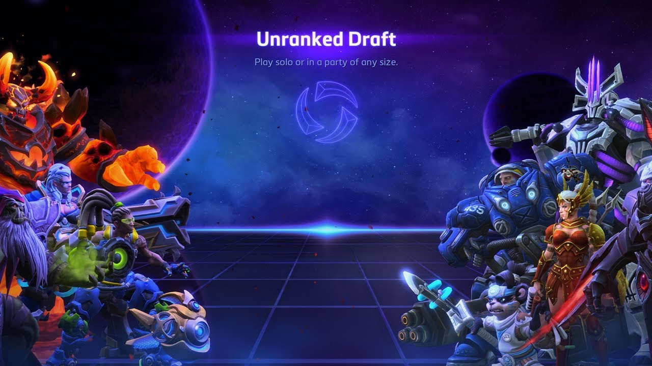 Hots unranked matchmaking