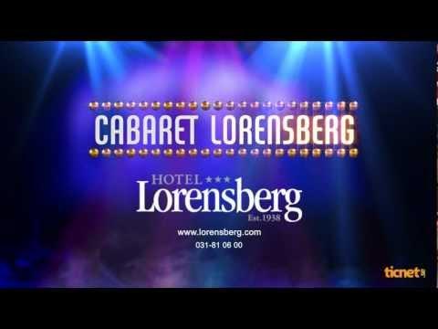 Cabaret Lorensberg Och Hotel Lorensberg