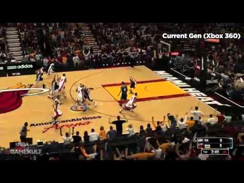 NBA 2K14 Xbox 360 vs PS4|Xbox One | Jeux vidéo par ...