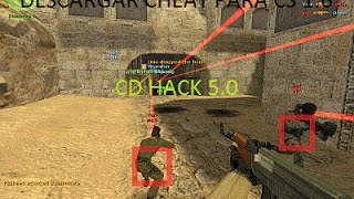 ►[Hack] CS 1.6 [AIMBOT] [WALL] Y COMO USARLO %100 [FUNCIONANDO] - By: Odama
