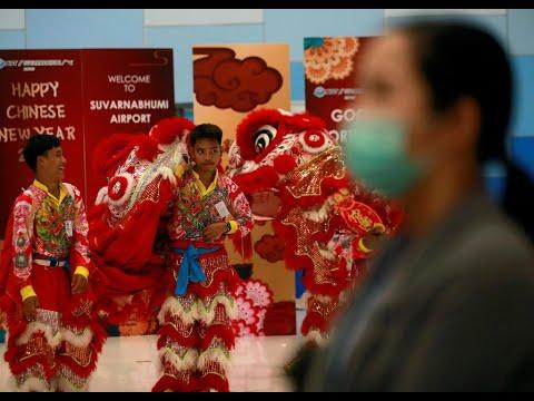 Coronavirus: la ville de Wuhan coupée du reste de la Chine, l'OMS repousse sa décision à jeudi