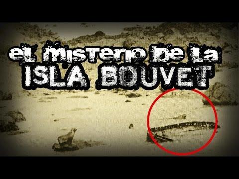 El escalofriante Misterio de la Isla Bouvet